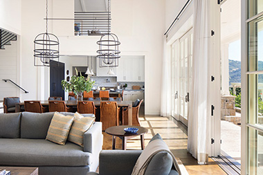 The House Whisperers Designer Jen Macdonald Teams With Wade Design  Architects. Read More... California Homes Magazine Gallery