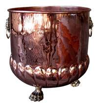 epoca copper bucket